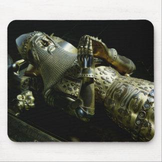Effigy of Edward the Black Prince, 1376 Mouse Mat