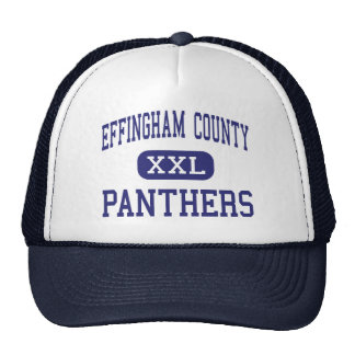 Effingham County Panthers Middle Springfield Cap