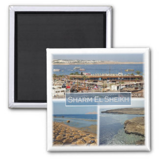 EG * Egypt - Red Sea - Sharm El Sheikh Magnet