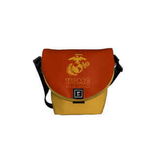 EGA Proud Veteran Messenger Bag