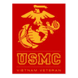 EGA Vietnam Veteran Postcards
