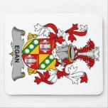 Egan Family Crest Mouse Pads