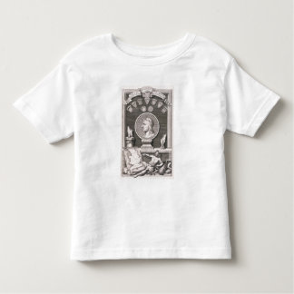 Egbert (d.839) King of the West Saxons, First Mona Toddler T-Shirt