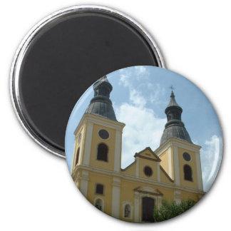 Eger 6 Cm Round Magnet
