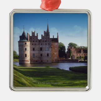 Egeskov Castle, Denmark Christmas Ornament
