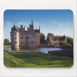 Egeskov Castle, Denmark Mouse Mat
