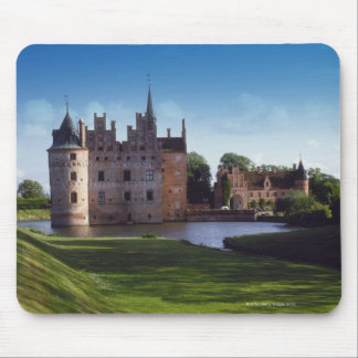Egeskov Castle, Denmark Mouse Pad