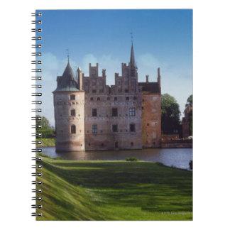 Egeskov Castle, Denmark Notebook