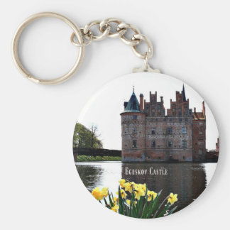 Egeskov Castle Key Ring