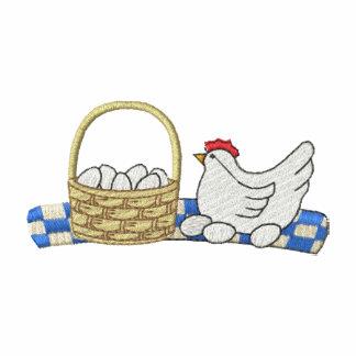 Egg Basket and Chicken