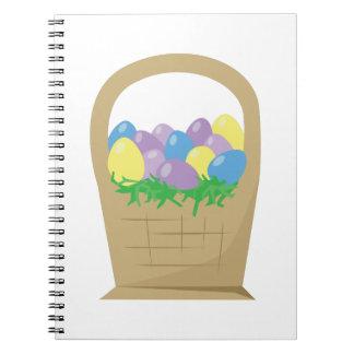 Egg Basket Notebook
