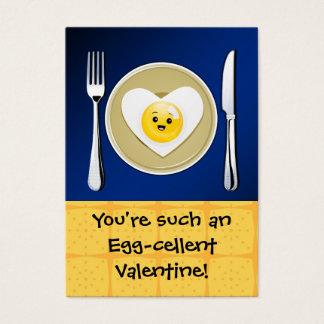 Egg-cellent Kawaii Valentine