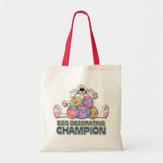 Egg Decorating Champion Bags
