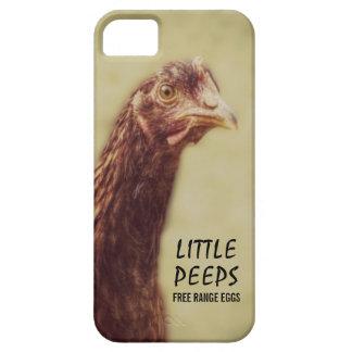 Egg Farmer or Heritage Chicken Breeder Hatchery iPhone 5 Case