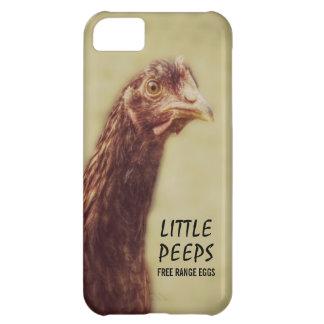 Egg Farmer or Heritage Chicken Breeder Hatchery iPhone 5C Case