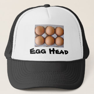 Egg Head Hat