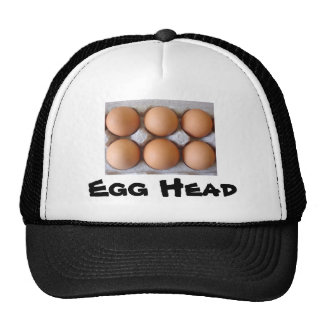 Egg Head Hat
