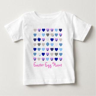 Egg Hearts Template for Children Infant T-Shirt
