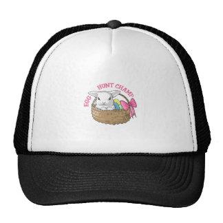 EGG HUNT CHAMP HAT