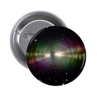 Egg Nebula 6 Cm Round Badge