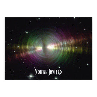 Egg Nebula 13 Cm X 18 Cm Invitation Card