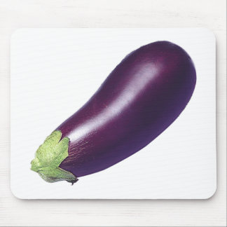Egg Plant Mouse Pad