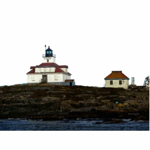 Egg Rock Lighthouse Acrylic Cut Outs