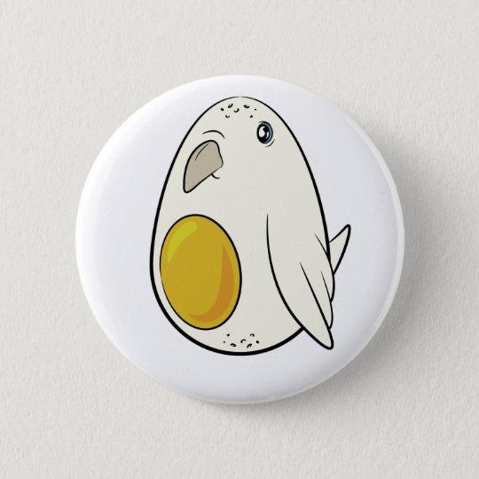Eggie Birble 6 Cm Round Badge