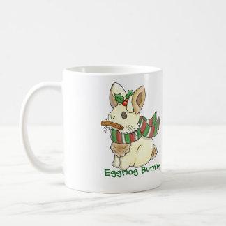 Eggnog Bunny Coffee Mug