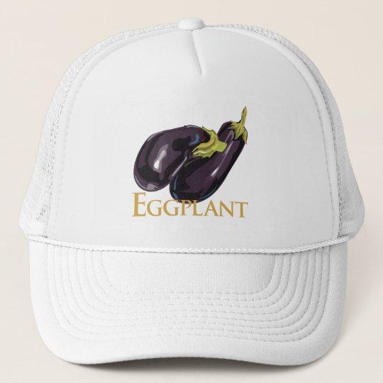 Eggplant Aubergine Cap