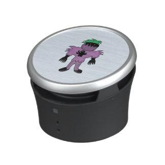 Eggplant monster speaker