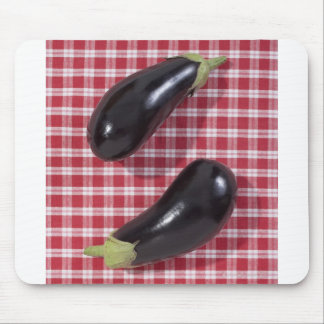 Eggplants Mouse Mat