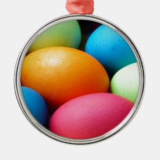 Eggs2 Christmas Ornament