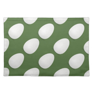 Eggs, Farm Fresh Egg Placemat