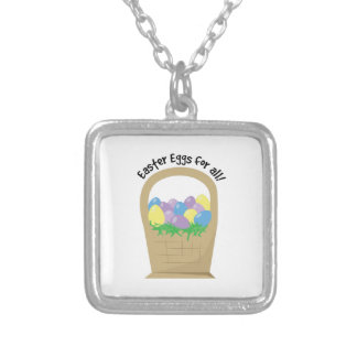 Eggs For All Necklaces