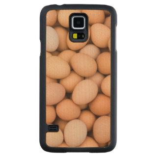 Eggs, Huaraz, Cordillera Blanca, Ancash, Peru Carved Maple Galaxy S5 Case