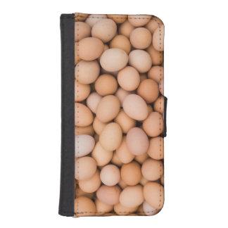 Eggs, Huaraz, Cordillera Blanca, Ancash, Peru iPhone SE/5/5s Wallet Case