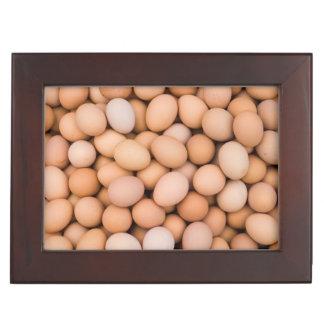 Eggs, Huaraz, Cordillera Blanca, Ancash, Peru Keepsake Box