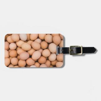 Eggs, Huaraz, Cordillera Blanca, Ancash, Peru Luggage Tag