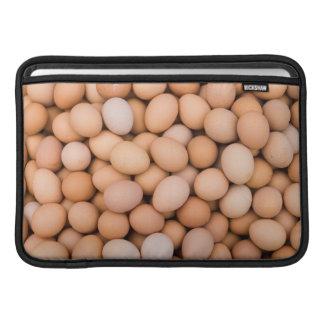 Eggs, Huaraz, Cordillera Blanca, Ancash, Peru Sleeve For MacBook Air