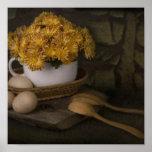 Eggs & Spoons Print