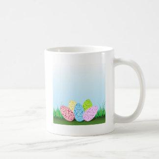 Eggs with Swirls 1 Coffee Mug