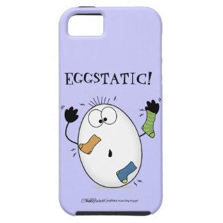 Eggstatic-Ecstatic Egg iPhone 5 Covers