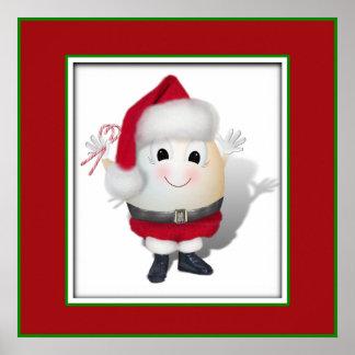 Eggstrordinary Christmas Poster