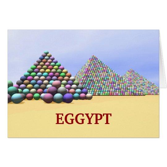 Eggypt Card