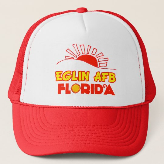 Eglin AFB, Florida Cap