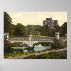 Eglinton Castle, Irvine, Ayrshire, archival print