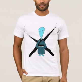 Ego in a Hakama T-Shirt