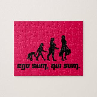 Ego sum, qui sum. 2 jigsaw puzzle
