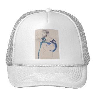 'Egon Schiele' Cap